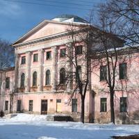 Бывшая Киселёвская больница.