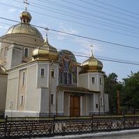 Церковь по ул. Шевченко