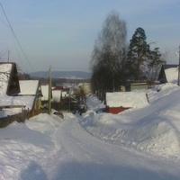 Панорама посёлка.