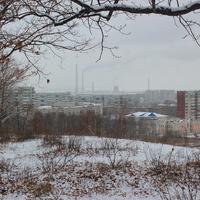 Начало зимы в Амурске