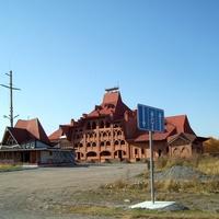 Дорога Р-255 Сибирь. Ачинск. Объездная дорога