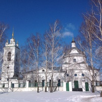 Село Констаниново.Храм Казанской иконы Божьей Матери.