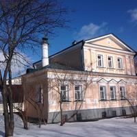 Село Константиново.Дом Кашиных.