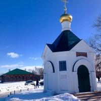Село Константиново.Часовня.