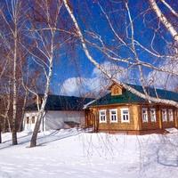 Дом в селе Константиново.
