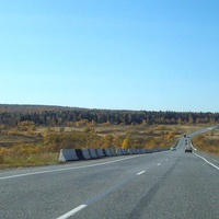Дорога Р-255 Сибирь