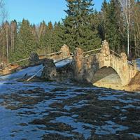Новосильвийский мост