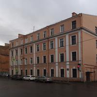 Подъездной переулок