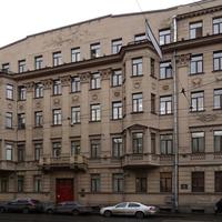Улица Марата, 47. Дом Габриловича