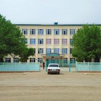 Саудакент. Средняя школа имени Б. Адамбаева