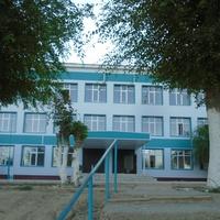 Жанатас. Школа имени М.Ауезова