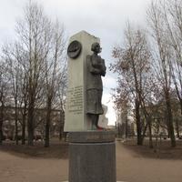 Памятник Памятник Ольге Берггольц