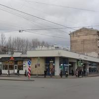 """Станция метро """"Елизаровская"""""""