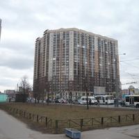 На Коломяжском пр.