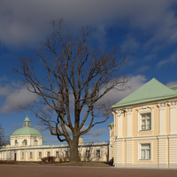 Большой Меншиковский дворец