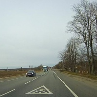Дорога А-108 Липитино