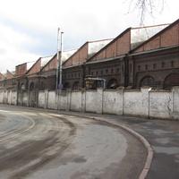 Главные вагонные мастерские Николаевской ж. д