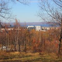 Осенний Амурск.
