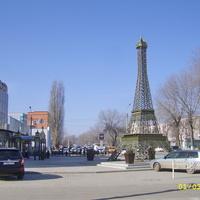 Свой Париж. г. Кропоткин