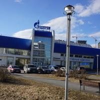 Дворец спорта Газпрома.
