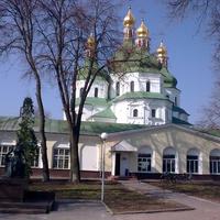 M. Заньковецька; Миколаївський собор  02.04.2017 10:41