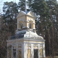 Часовня Михаила Архангела в на территории усадьбы Михайловское