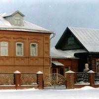 Историко-мемориальный и этнографический комплекс Г. Исхаки