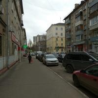 Февральская улица