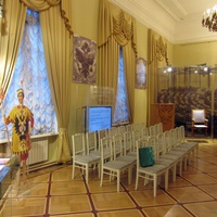 Таврический дворец. Интерьеры