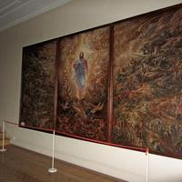 Таврический дворец. Интерьеры, Триптих