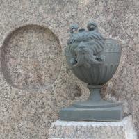 Элементы ограды Таврического дворца
