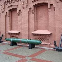 На территории музея воды.