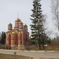 Церковь Серафима Саровского в Селятино