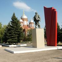 Ленин в Пугачеве