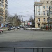 Н. Новгород - Перекрёсток пр. Гагарина и ул. Тимирязева