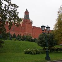 Александровский Сад, Оружейная башня