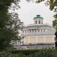 Дом Пашкова. Моховая улица