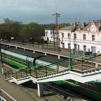 Барыбино. Железнодорожный вокзал