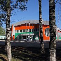 Спорткомплекс. Кумёны. Кировская область