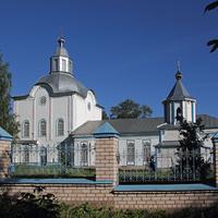 Храм. Кумёны. Кировская область