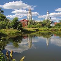 Озеро. Петровское. Кировская область
