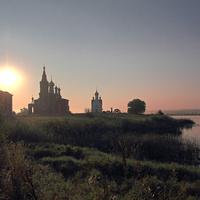 Рассвет в Мамонтово. Тамбовская область