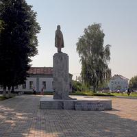 Ленин в Пичаево. Тамбовская область