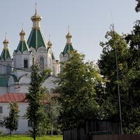 Троицкий храм. Пичаево. Тамбовская область