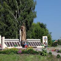 Монумент Славы. Пичаево. Тамбовская область