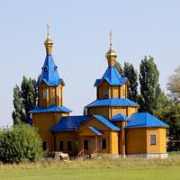 Храм. Рудовка. Тамбовская область