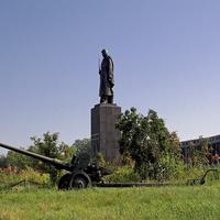 Монумент Славы.  Рудовка. Тамбовская область