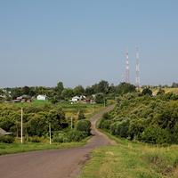 Дорога в Рудовку.   Тамбовская область