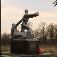 Памятник погибшим односельчанам в годы Великой Отечественной войны