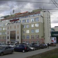Н. Новгород - Ул. Сормовское шоссе - Торгово-офисный центр